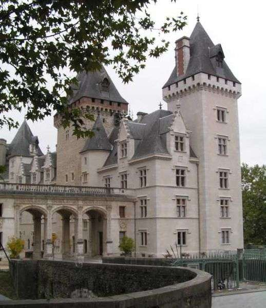 Château de Pau -  GNU Free Documentation License